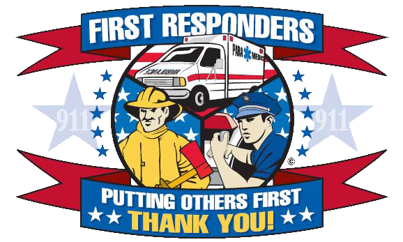 First Responders Flag by The Cinto G Company